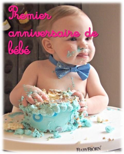 Premier anniversaire de bébé 5 astuces pour le réussir