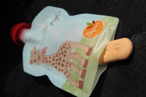Astuce anti-gaspillage goûter bébé