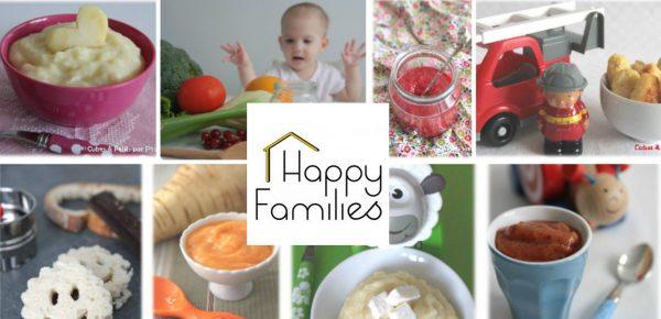 Atelier Bébé Chef Happy Families