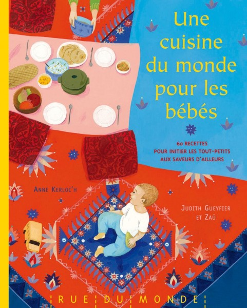 Livre Une cuisine du monde pour les bébés