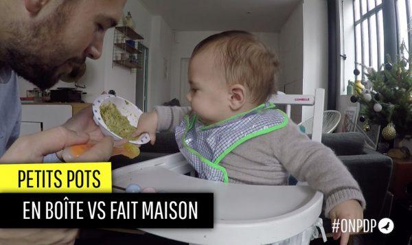 Petit pot bébé : Faut-il le faire maison ? #ONPDP
