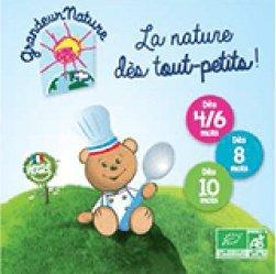 Grandeur Nature petits pots bio bébé Alimentation