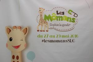 Cuisine bébé Sophie la girafe Les Mômans