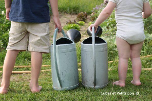 Jardinage avec bébé et jeunes enfants : Livres coup de coeur