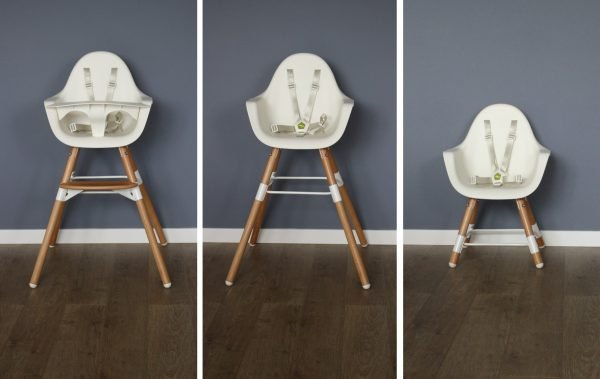 Chaise haute Childwood Evolu 2 test avis