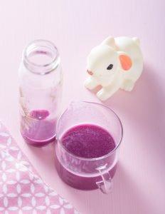 Soupe pour bébé APLV