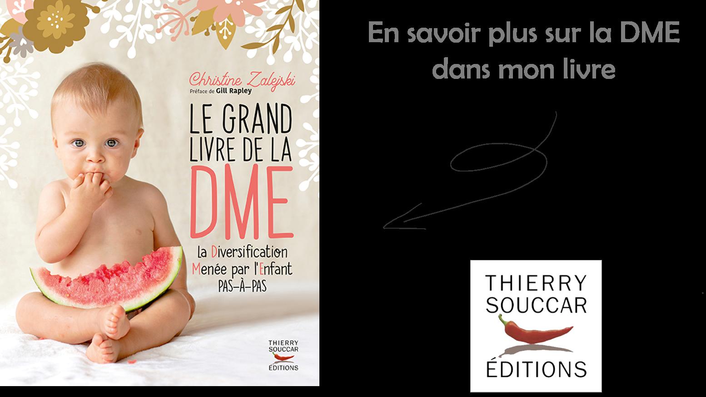 Le grand livre de la DME pas à pas Christine Zalejski éditions Thierry Souccar